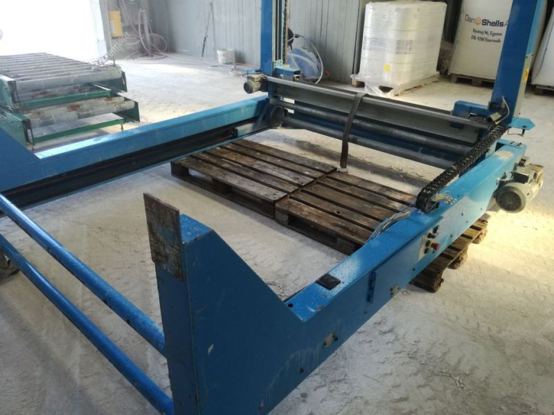 Leng Pallepakker med diverse rullesektioner / Long Pallet packages with various roller sections - 29