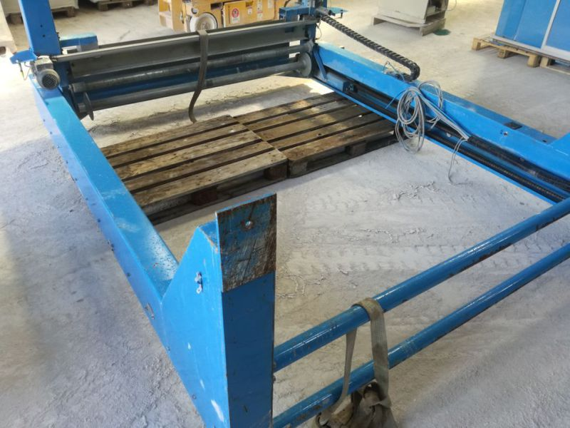 Leng Pallepakker med diverse rullesektioner / Long Pallet packages with various roller sections - 30