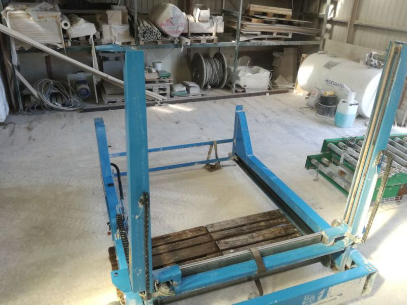 Leng Pallepakker med diverse rullesektioner / Long Pallet packages with various roller sections - 33