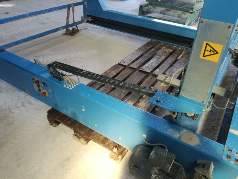 Leng Pallepakker med diverse rullesektioner / Long Pallet packages with various roller sections - 38