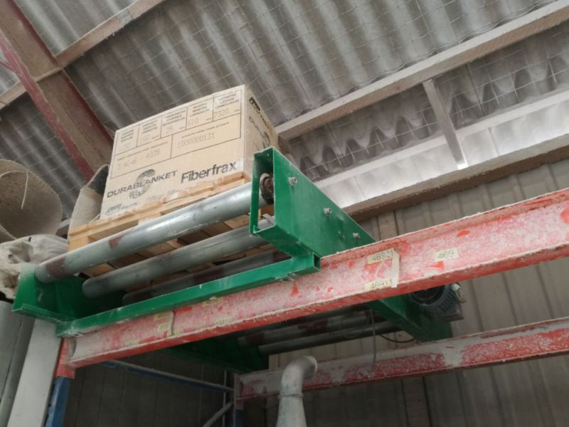 Leng Pallepakker med diverse rullesektioner / Long Pallet packages with various roller sections - 47