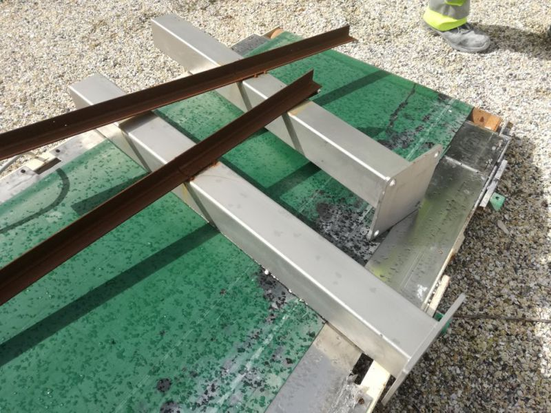 Leng Pallepakker med diverse rullesektioner / Long Pallet packages with various roller sections - 58