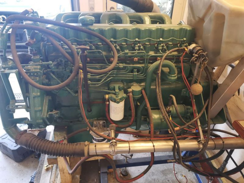 Volvo Penta 6 cylinder TD40A  incl. outdrive - 0