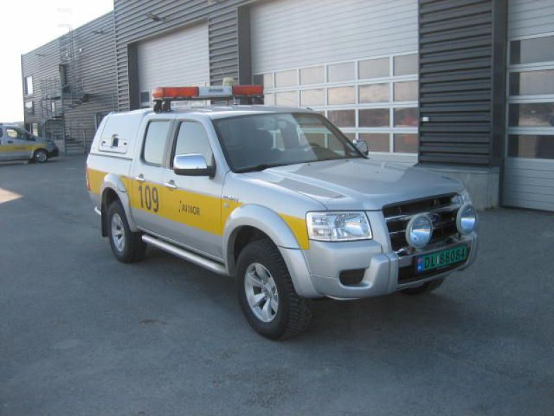 Ford Ranger Limited 2,5 T - 0