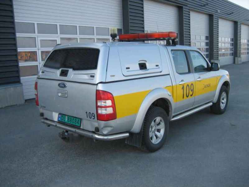 Ford Ranger Limited 2,5 T - 1