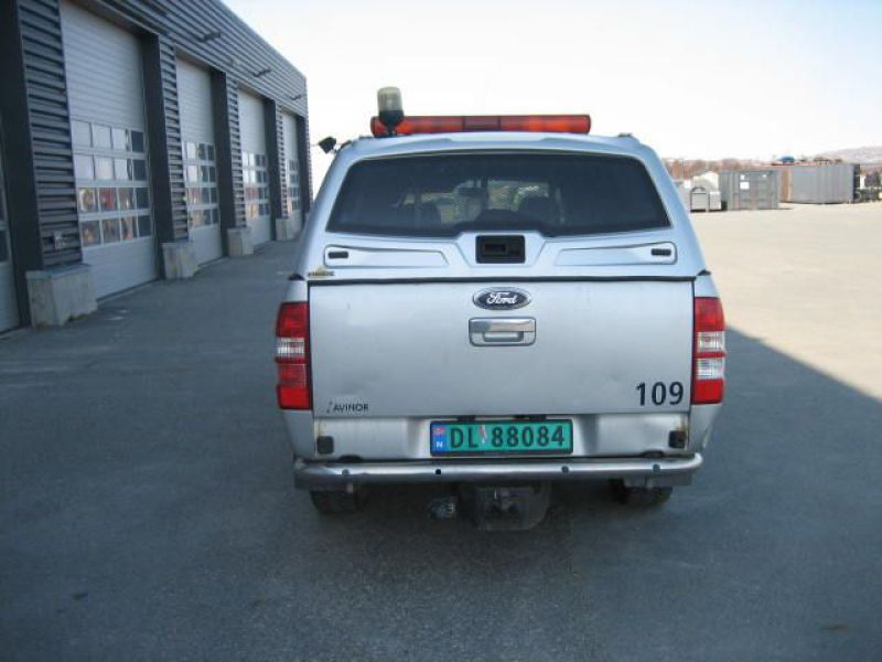 Ford Ranger Limited 2,5 T - 2