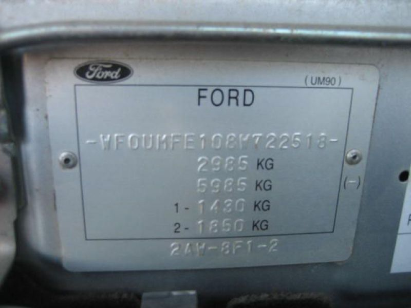 Ford Ranger Limited 2,5 T - 3
