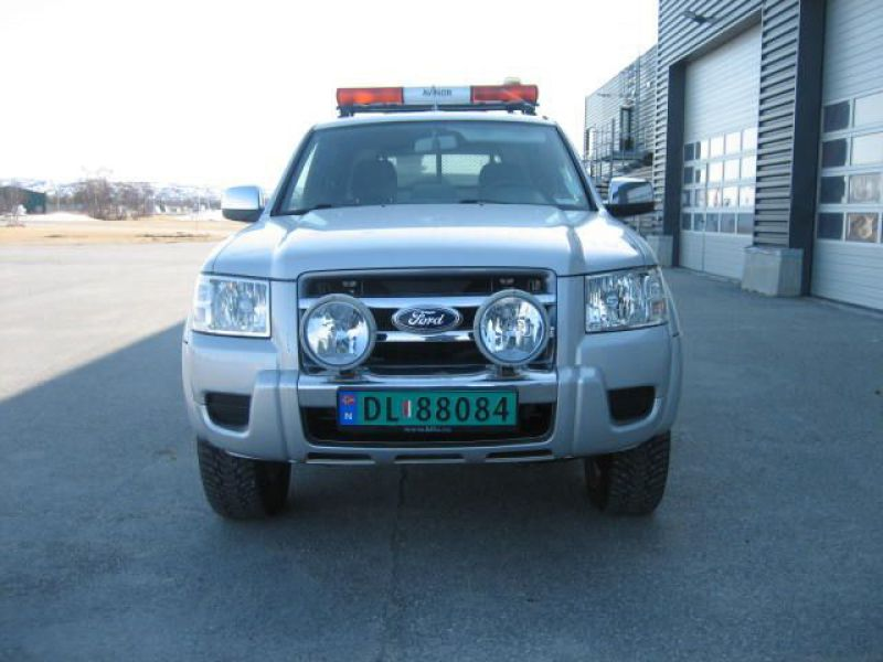 Ford Ranger Limited 2,5 T - 5