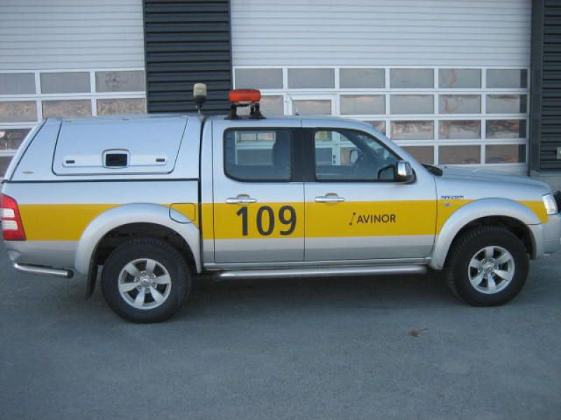 Ford Ranger Limited 2,5 T - 6