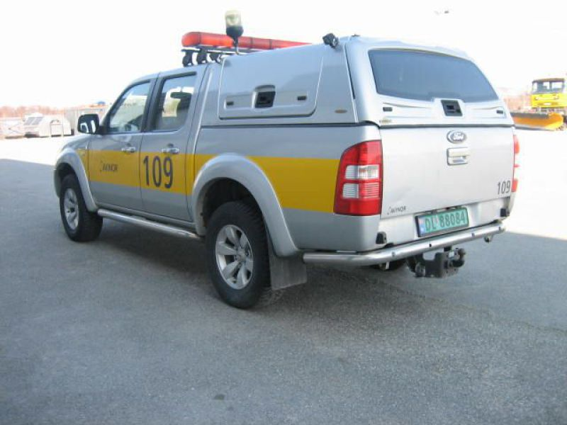 Ford Ranger Limited 2,5 T - 16