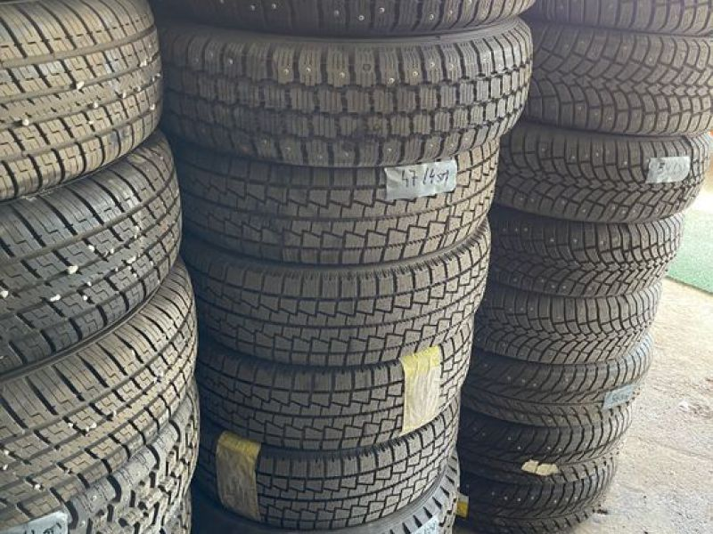 Däckparti / Tire lot 250 ST/250 PCS  - 0
