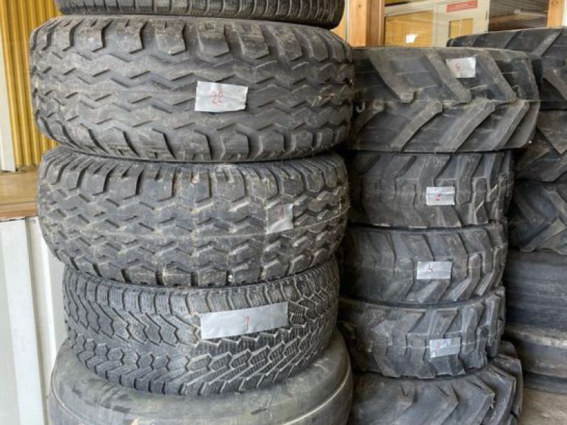 Däckparti / Tire lot 250 ST/250 PCS  - 1