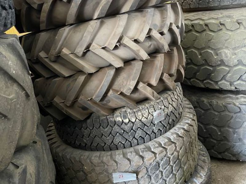 Däckparti / Tire lot 250 ST/250 PCS  - 5