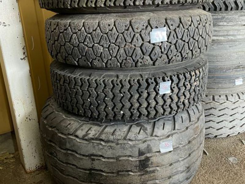 Däckparti / Tire lot 250 ST/250 PCS  - 8
