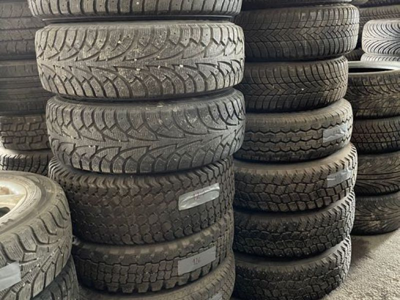 Däckparti / Tire lot 250 ST/250 PCS  - 11