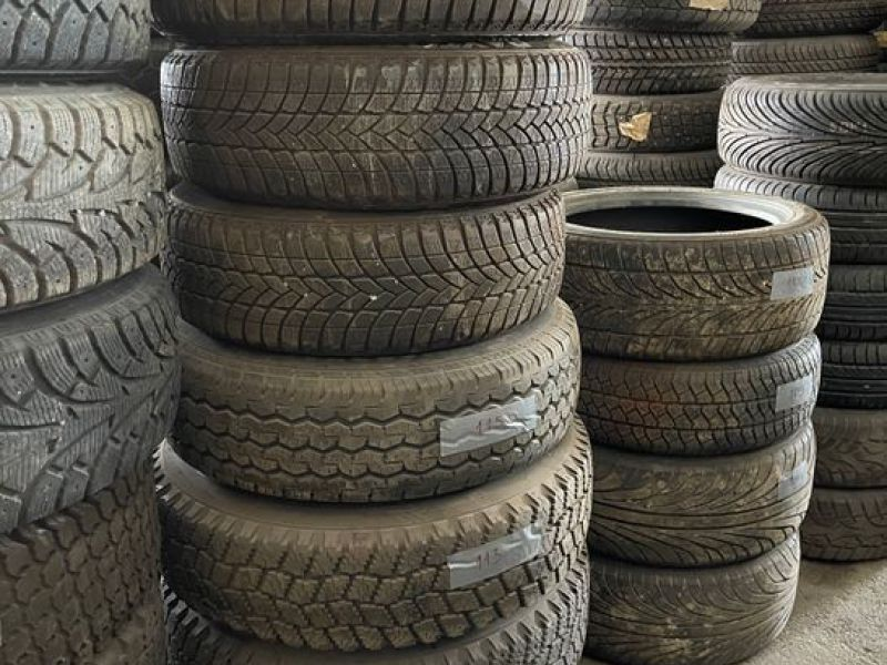 Däckparti / Tire lot 250 ST/250 PCS  - 12