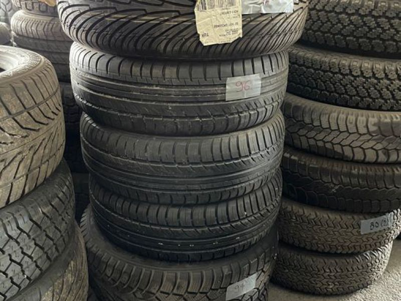 Däckparti / Tire lot 250 ST/250 PCS  - 14