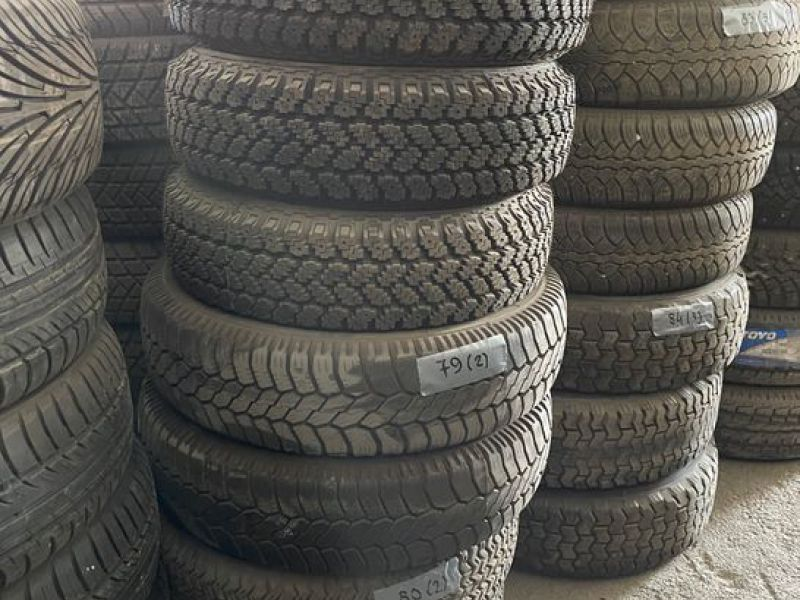 Däckparti / Tire lot 250 ST/250 PCS  - 15