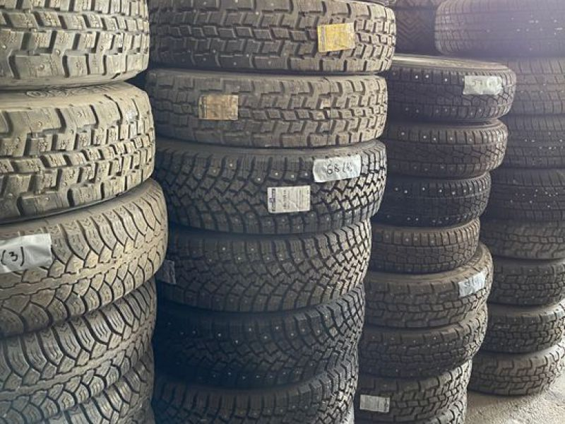 Däckparti / Tire lot 250 ST/250 PCS  - 17