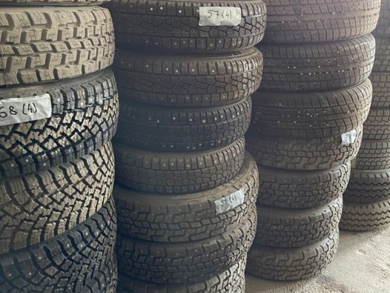 Däckparti / Tire lot 250 ST/250 PCS  - 18