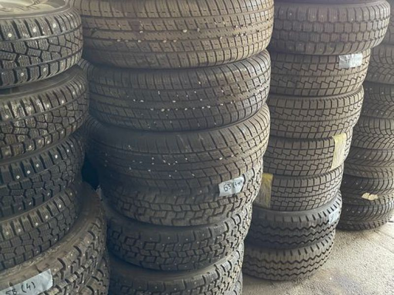 Däckparti / Tire lot 250 ST/250 PCS  - 19