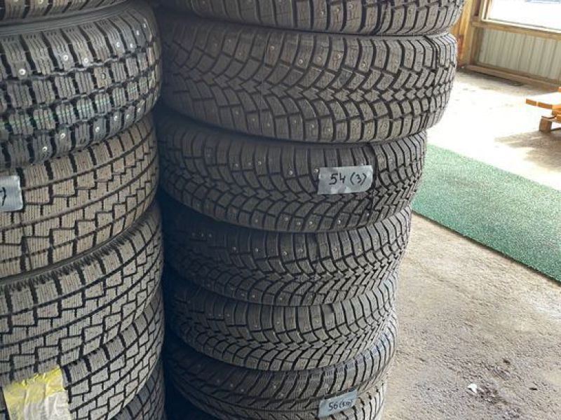 Däckparti / Tire lot 250 ST/250 PCS  - 20