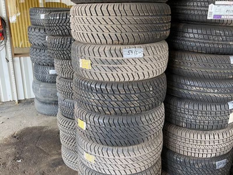 Däckparti / Tire lot 250 ST/250 PCS  - 21