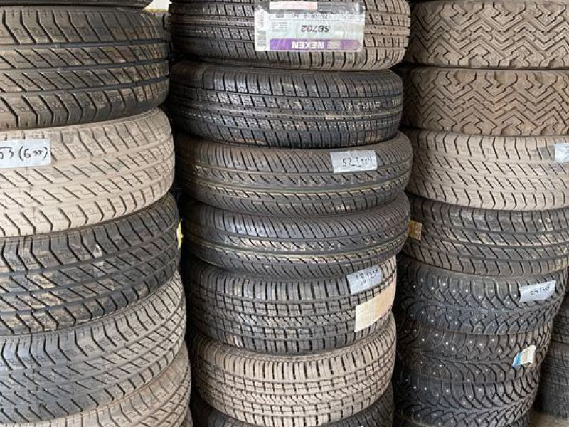 Däckparti / Tire lot 250 ST/250 PCS  - 22