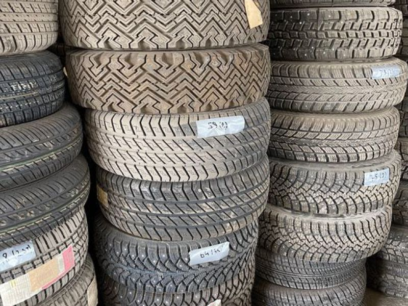 Däckparti / Tire lot 250 ST/250 PCS  - 23