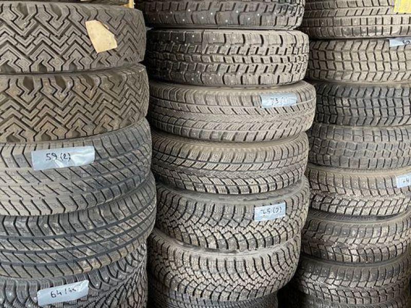 Däckparti / Tire lot 250 ST/250 PCS  - 24