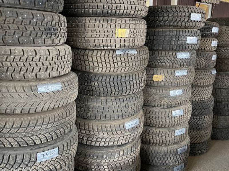 Däckparti / Tire lot 250 ST/250 PCS  - 25