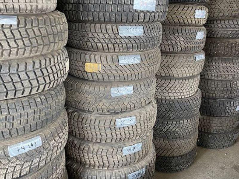 Däckparti / Tire lot 250 ST/250 PCS  - 26