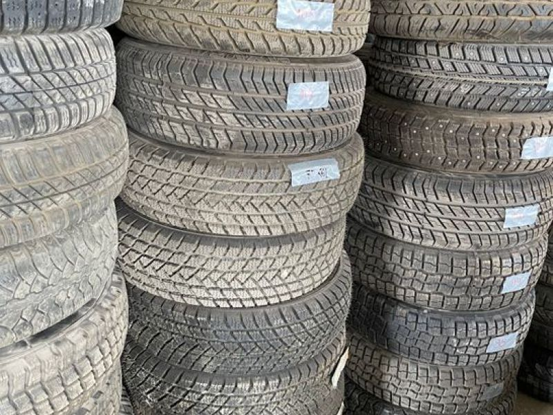 Däckparti / Tire lot 250 ST/250 PCS  - 27