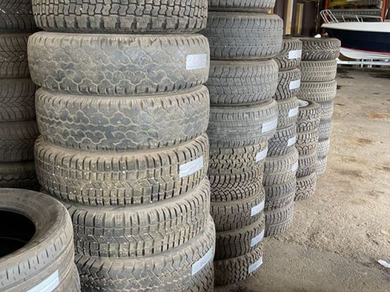 Däckparti / Tire lot 250 ST/250 PCS  - 30