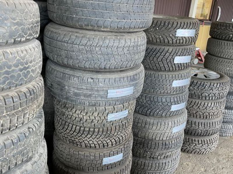 Däckparti / Tire lot 250 ST/250 PCS  - 31