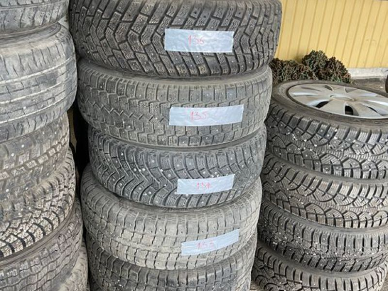 Däckparti / Tire lot 250 ST/250 PCS  - 32