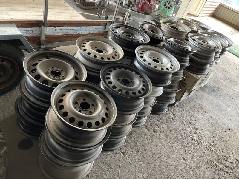 Däckparti / Tire lot 250 ST/250 PCS  - 35