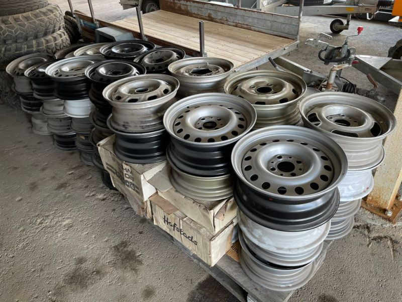 Däckparti / Tire lot 250 ST/250 PCS  - 36