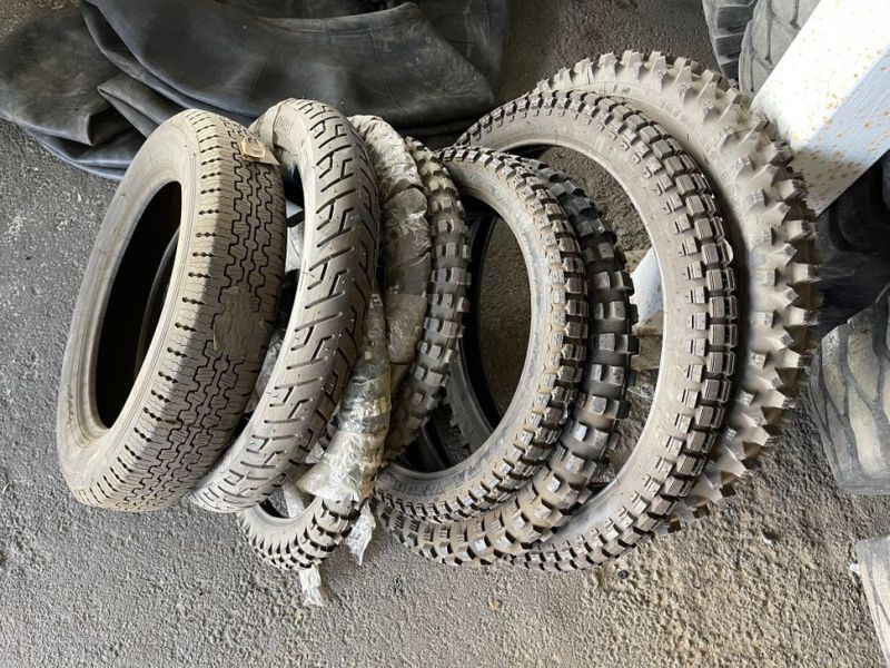 Däckparti / Tire lot 250 ST/250 PCS  - 37