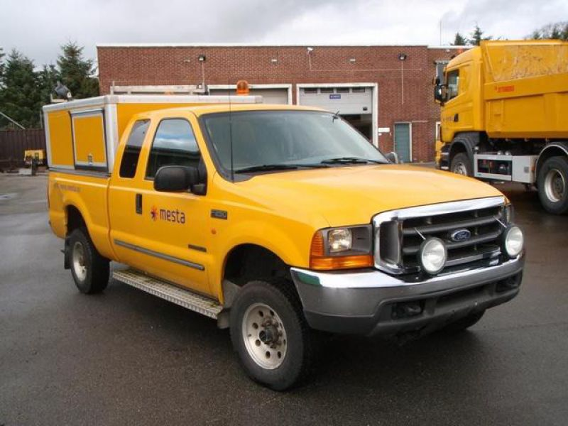 FORD F250 - 0