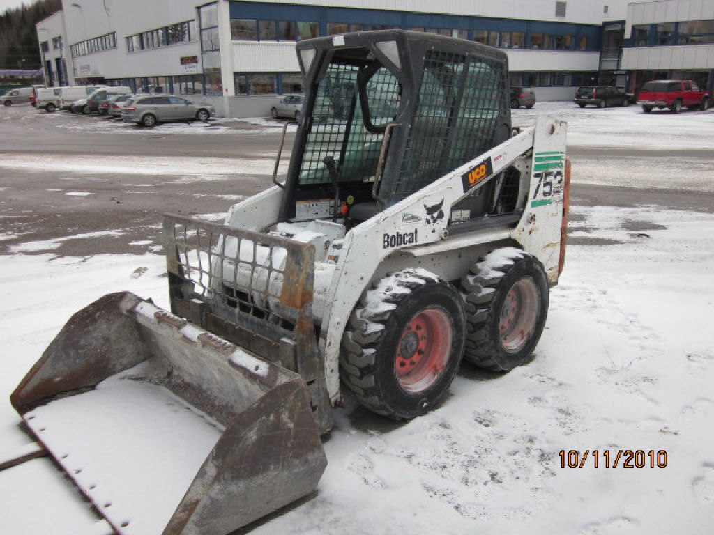 Bobcat 753 For Sale Retrade Offers Used Machines Vehicles