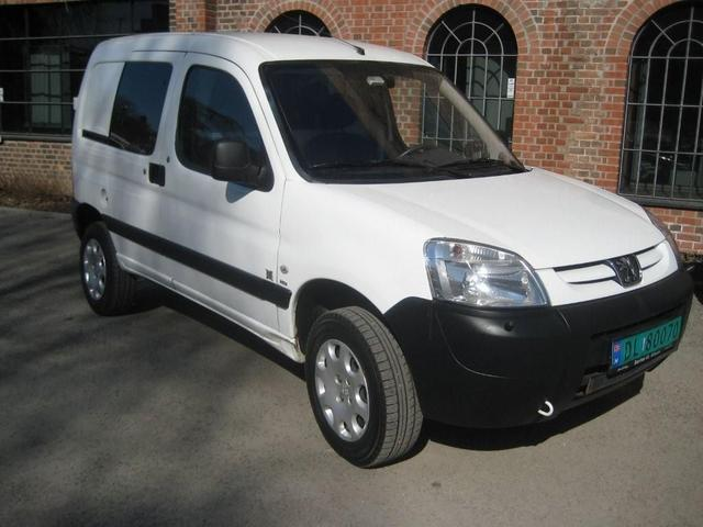 peugeot partner dangel 4x4 for sale retrade offers used. Black Bedroom Furniture Sets. Home Design Ideas