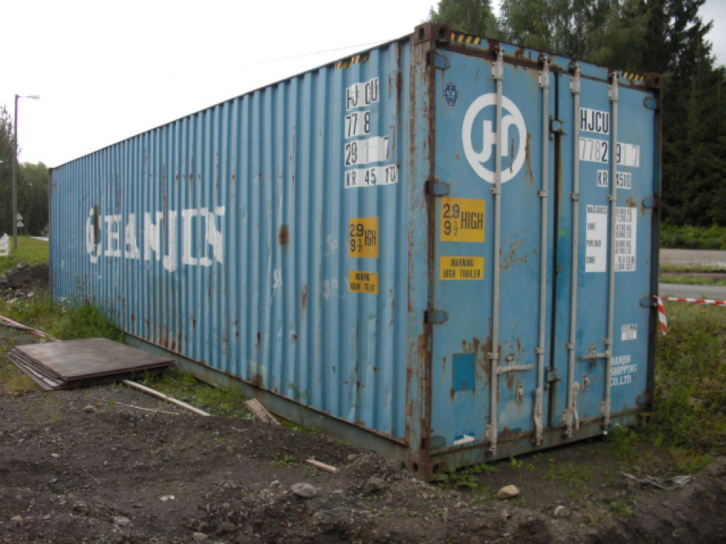 Container Mål 40