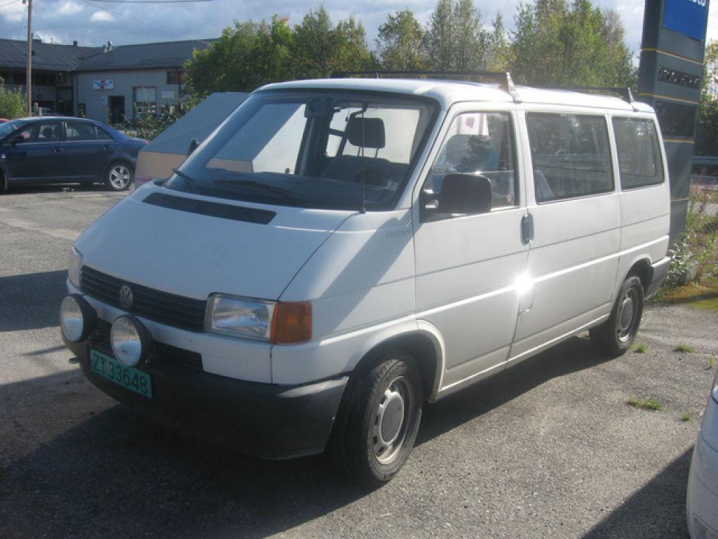 транспортер фольксваген 1995 года