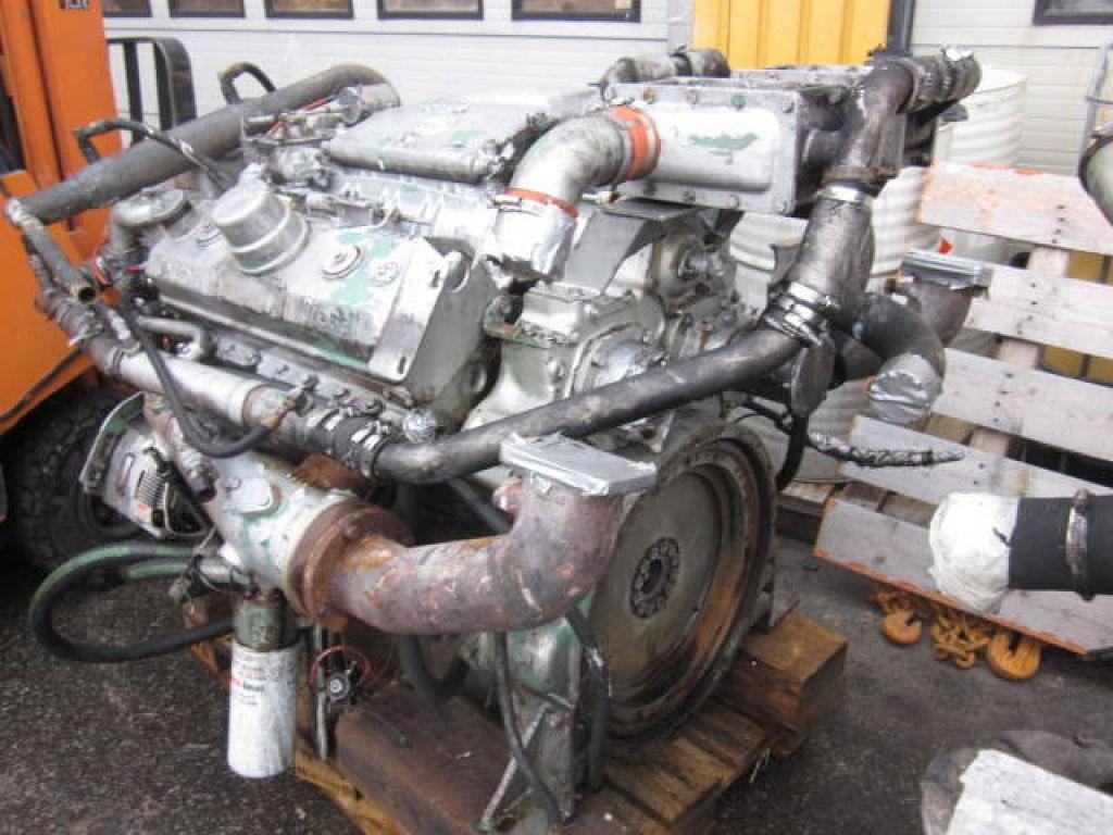Båt motor Detroit Diesel 8V92 550 HK (Innenbords motor)) for