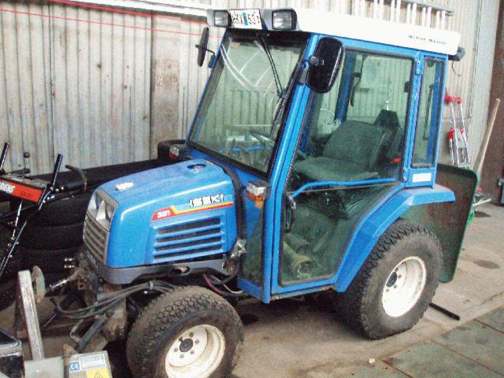 traktor iseki tf 321 for sale retrade offers used. Black Bedroom Furniture Sets. Home Design Ideas