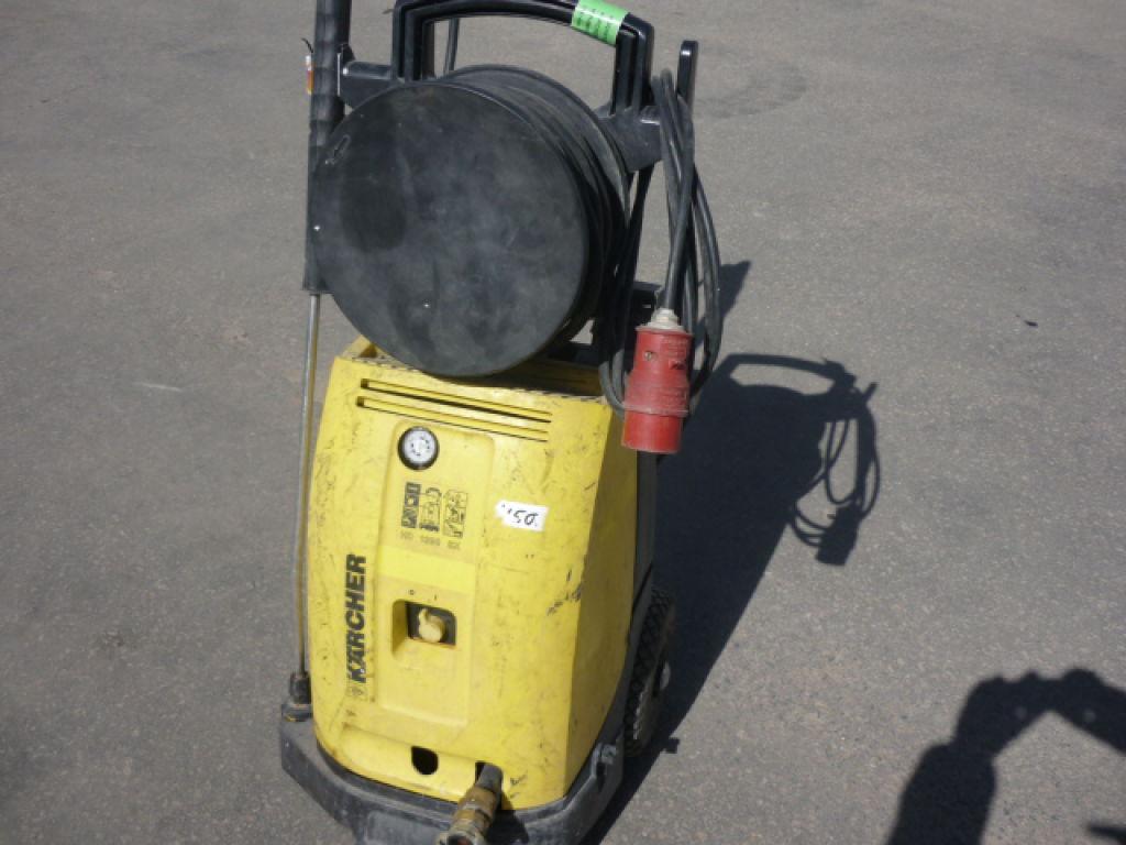HÖGTRYCKSTVÄTT EL 3-FAS KÄRCHER HD1290SX for sale. Retrade offers ...