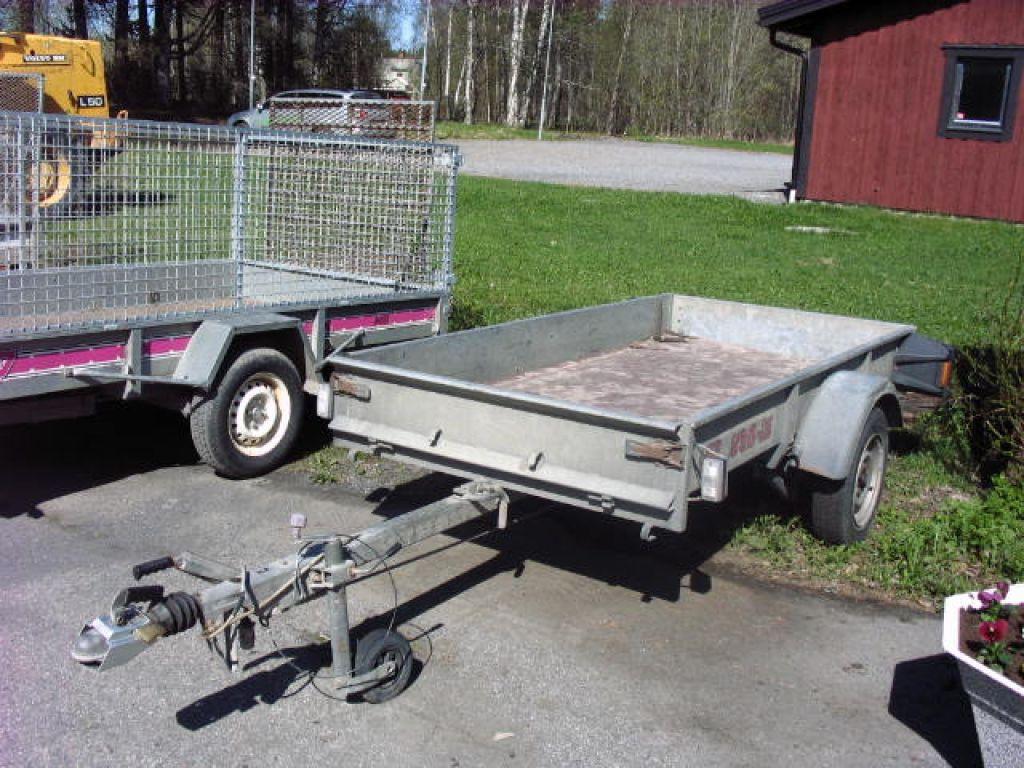 släpvagn till salu