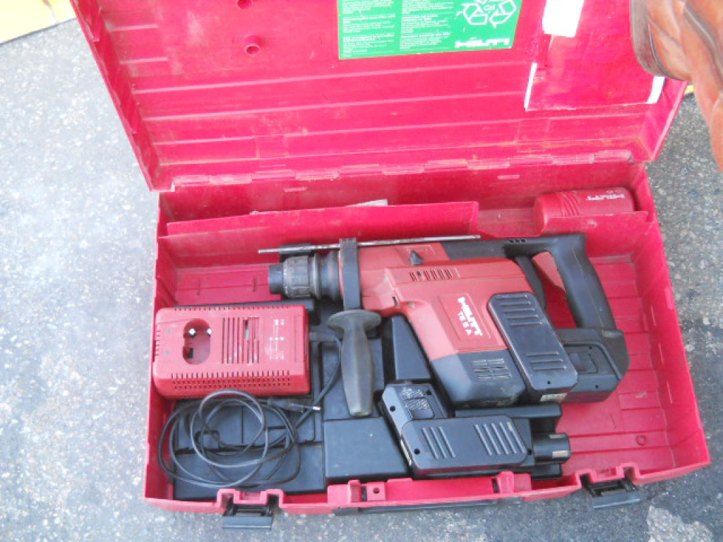 Slagborrmaskin Hilti TE5A for sale. Retrade offers used machines ...