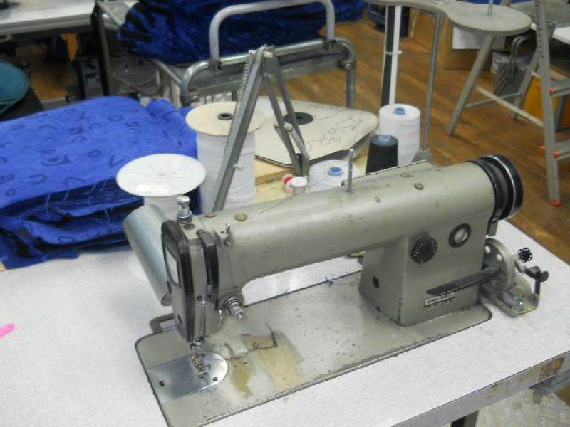 Symaskiner Overlockmaskiner Pegasus Drkopp Adler Juki säljes i parti om 7 st tillsammans med 7